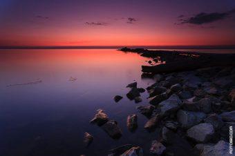 Восход на Киевском море