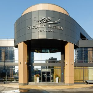 Ресторан Villa Riviera